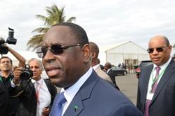 """Macky SALL: """"le Sénégal émergent est en marche. Il est à notre portée"""""""