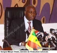 Serigne Mbaye Thiam prend le contre-pied de Khalifa Sall et annonce la poursuite de la désignation du chef du PS