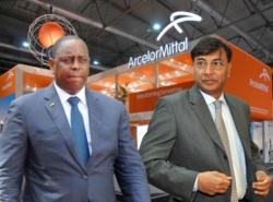 Scandale -Arcelor Mittal: Macky transige et accepte 75 au lieu de 225 milliards FCA