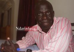 Doudou Diop, directeur de l'exploitation de l'hôtel Le Rogniat.