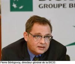 """Pierre Bérégovoy: """"l'engagement de la BICIS au festival de Saint-Louis est motivé par la diversité du jazz"""""""