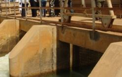 URGENT - Accident à la station de pompage DIAMINAR : deux agents évacués dans un état grave.