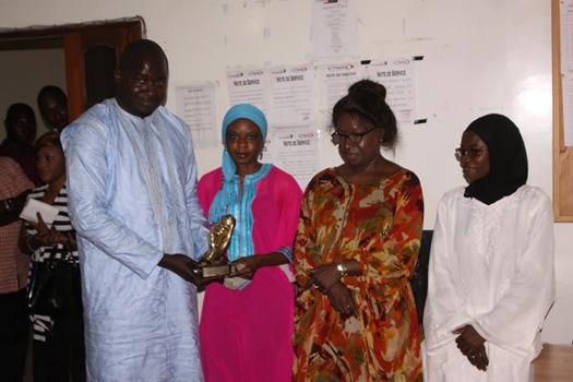 MEDIA - Ousseynou Diop désigné meilleur correspondant de la radio Rewmi fm : La fidélité et la constance récompensées