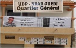 POLITIQUE : la coalition NDAR GUEDJ ouvre  son QG à Léona.