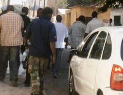 Urgent: le siège d'Abba Mbaye attaqué par des nervis.