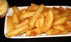 Manger des frites prolonge l'espérance de vie !