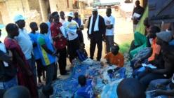 Discours de clôture de campagne du Professeur Iyane SOW.