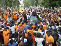 Message de Idrissa Seck aux populations de Thiés