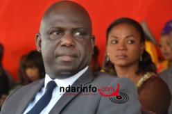 Mansour Faye nommé ministre de l'hydraulique et de l'assainissement.