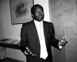 Diagna Ndiaye à Wimbledon