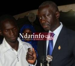 Commune de Richard TOLL : Docteur Amadou Mame DIOP élu maire avec 48 voix.