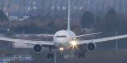 Un avion de la Malaysia Airlines s'écrase à la frontière entre l'Ukraine et la Russie avec à bord 280 passagers et 15 membres d'équipage