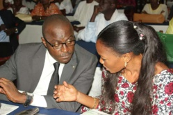 SAINT-LOUIS : Aminata Guèye élue première vice-présidente du Conseil départemental.