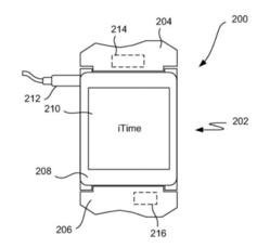 « iWatch » ou « iTime », Apple dépose un brevet de montre connectée