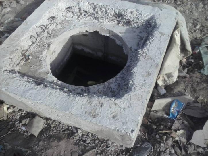 SAINT-LOUIS - ASSAINISSEMENT: le système de canalisation de Ndiolofène nord dans un état critique. (photos)