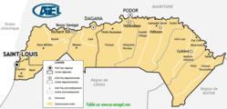 Couverture médiatique des locales: Saint-Louis classée deuxième après la région de Dakar (étude)