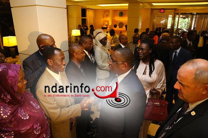 Dernière minute: Macky Sall est arrivé à Washington D.C