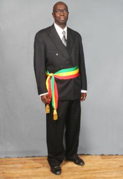 Me Issa Diaw, nouveau maire de Mpal
