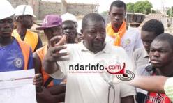 Les travaux de la station de Pikine/Guinaw suspendus : les travailleurs crient au scandale (vidéo)