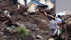 Glissements de terrain à Hiroshima: au moins 50 morts