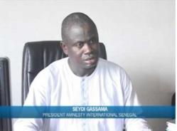 Le Directeur de Amnesty International Sénégal, Seydi Gassama convoqué à la Dic