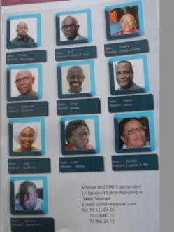 Presse- Lettre d'engagement des « juges » du Tribunal des pairs