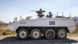 Golan: 32 Casques bleus philippins ont été évacués