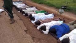 Massacre de civils par les islamistes de Boko Haram au Nigéria