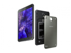 Samsung a profité de l'IFA pour présenter sa Galaxy Tab Active, un modèle plus robuste de la Galaxy Tab 4 8.0