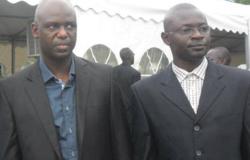 Mansour FAYE et Babacar THIAM
