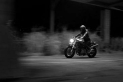 Saint-Louis: Un motard sème la panique à Darou.