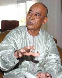 """Mahmoud SALEH: """"en aucun moment, le Président de la République n'a indiqué son intension de ressusciter le Sénat"""""""