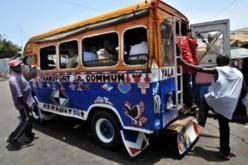 Accident à Pikine Tableau Tivaoune : Un vieux percutée par un car rapide.
