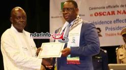 Le discours de Macky SALL à la Cérémonie de remise du prix national de la Qualité «Oscar National de la Qualité »