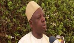 Rapport sur la proposition d'affectation de Monsieur Taïfour Diop à l'administration centrale du ministère de la Justice