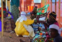 Un premier cas d'Ebola au Mali