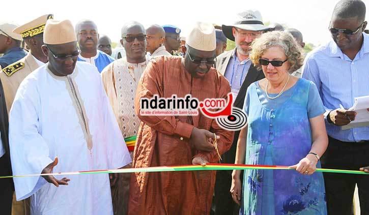 Le Pont de Ndioum inauguré (Photos)