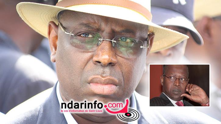 """Mahammed Dionne, Premier ministre: """"J'ai visionné la visite du Président Macky SALL sur Ndarinfo.com""""."""