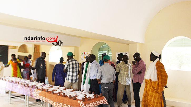 CONSTRUCTION EN VOÛTE NUBIENNE : une maternité et une salle de classe inaugurées à Podor.