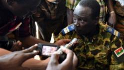 Burkina Faso : le lieutenant-colonel Zida passera le pouvoir d'ici à quinze jours