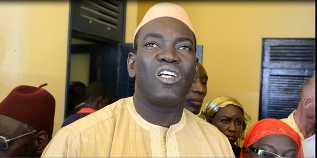 """Amadou DIOP """"Doudou"""", président de l'association des Diabétiques de Saint-Louis"""