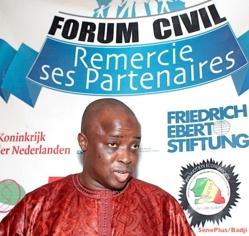 Des recommandations du Forum Civil à l'Etat, pour l'exhorter à lutter contre la corruption et l'impunité