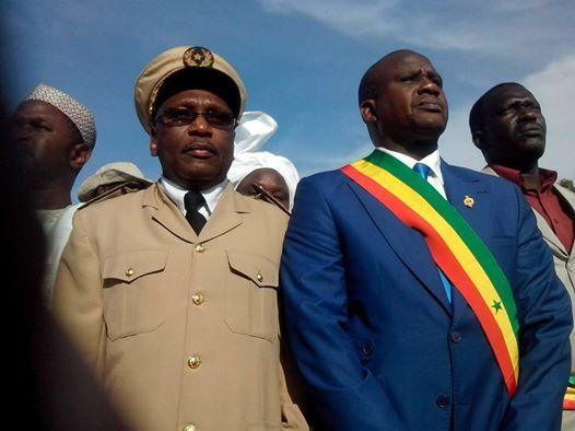LOUGA: Abdou DIOUF a inauguré son boulevard, hier (photos)