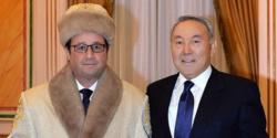 Hollande en chapka met l'Élysée dans l'embarras