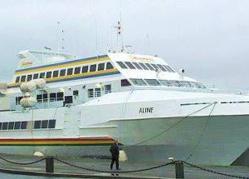 "Les navires "" Aguene"" et "" Ndiambone"", mis en service vers fin 2014 (directeur)"