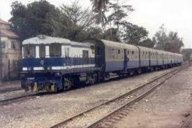 Thiès : Un train heurte un véhicule et fait 1 mort et 3 blessés