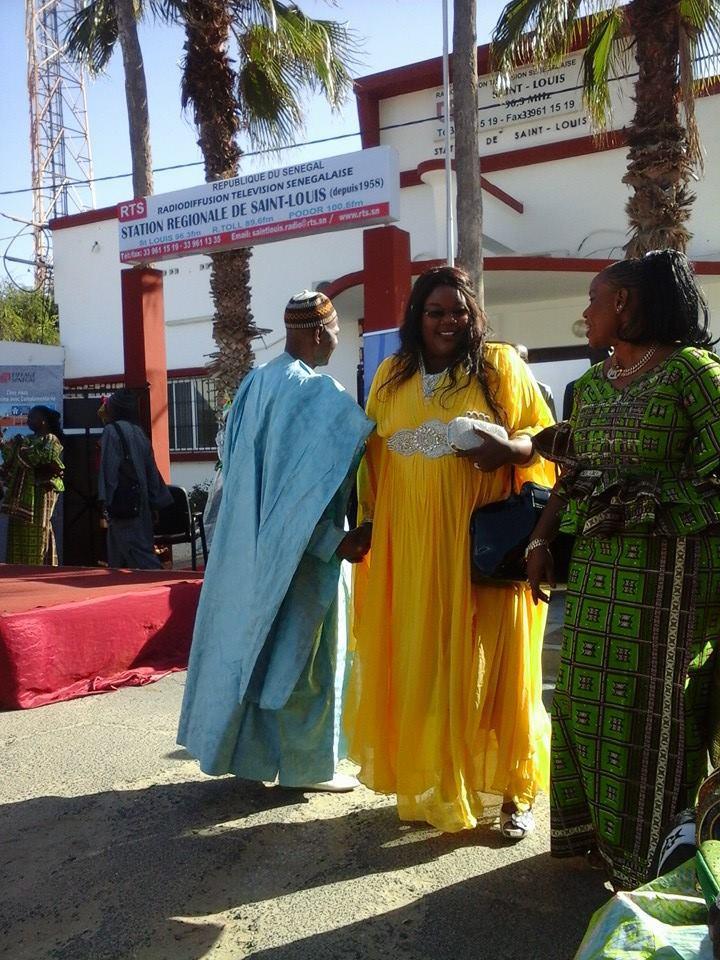DIRECT: Les images de l'inauguration de la RTS Saint-Louis.