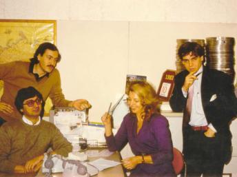 Colette Berthoud, l'une des grandes voix de RFI, est décédée
