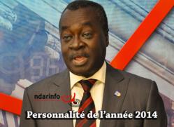 Le riche parcours de Ababacar Sedikhe SY, la personnalité de l'année 2014.