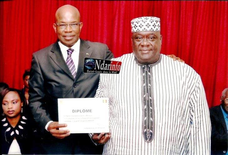 Moumar GUEYE et feu Mbaye Boye FALL